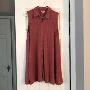 Women's Anthropologie Dress/Tunic Everleigh